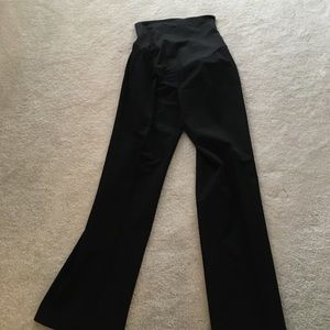 Ann Taylor 2P maternity dress pants